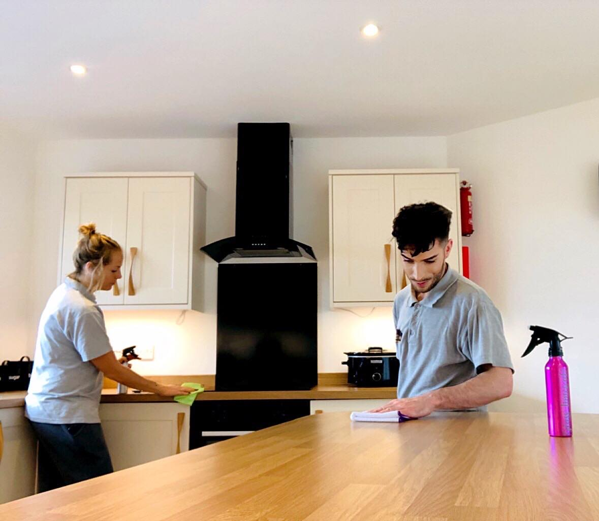 Domestic cleaning by Country Cleaners in Honiton